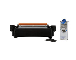 Norton Abrasives Im200 Home Tri-stone Sharpening System Includes 8 Coarse And