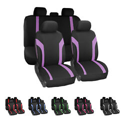 Car Seat Covers Universal Fit Interior Accessories For Auto Truck Van Suv