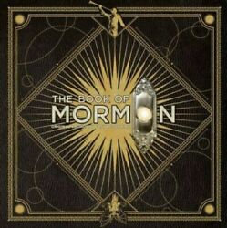 The Book Of Mormon - Orig Broadway Cast Recording - New/sealed + Extras