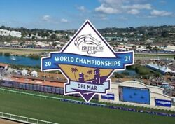 2 - 2021 Breeders Cup 2-day Grandstand Package Stretch Run East L5 + Parking