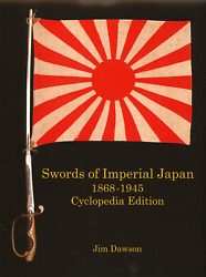 Swords Of Imperial Japan 1868-1945 For Sale By The Author Japanese Sword Book