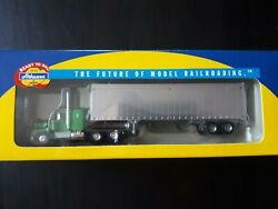 Ho 187 Scale Athearn Kenworth With 40' Trailer