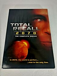 Total Recall 2070 The Complete Series Dvd 6-disc Set