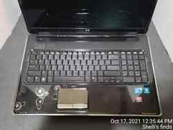 HP Pavilion DV7 dv 2277cl 17quot; blu ray Laptop for Parts or Repair BOOTS $59.77
