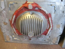 10 And 12 Bolt Rear End Cover Casting Molds W/ Samples