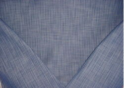 2-7/8y Perennials 942 Stree-yay Boy Blue Textured Outdoor Upholstery Fabric