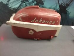 Cover For A 1956 15 Hp Johnson Outboard Motor Fd-10