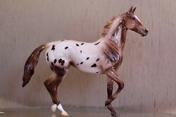 """Traditional Breyer Horse Collectors Club Web Special """"Sassy"""" Lonesome Glory"""