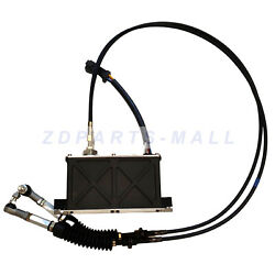 247-5231 Throttle Motor For Caterpillar Cat 320b 312b 320bl 6 Pin Double Cables