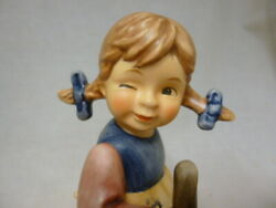 First Offer To The World Old Rare Mi Hummel/goebel Figurine 768/i Unknown
