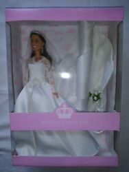 2010 Limited Edition Princess Catherine Wedding Doll Kate Middleton Bride New