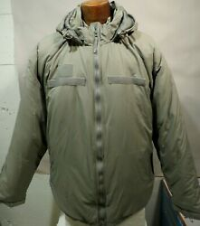 Nice Parka Extreme Cold Weather Generation 3 Layer 7 Military Green Large Reg