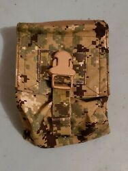 Eagle Industries Aor2 100-rd 7.62 Linked Ammo Pouch W/ Elastic Top Soflcs