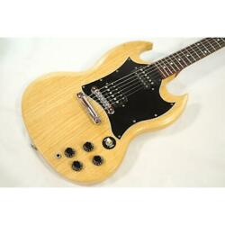 Gibson Sg Special Swamp Ash Used