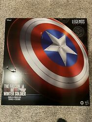 Marvel Legends Series Avengers Falcon And Winter Soldier Captain America Shield