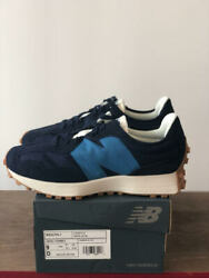 New Balance Shoes Ms327hl1 Color Lagoon/ Harvest Gold