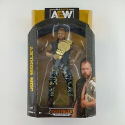 AEW Unrivaled Series 5 JON MOXLEY Wrestling Action Figure NEW