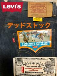 Deadstock 517 Original Made In Usa 70and039s Vintage Denim Jeans W36 66 Specs