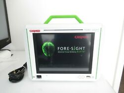 Casmed Fore-sight Elite Absolute Tissue Oximeter Sto2 Oximetry Patient Monitor