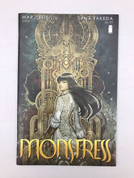 Monstress 1 Image Comics 2015 First Print Printing Bagged Boarded