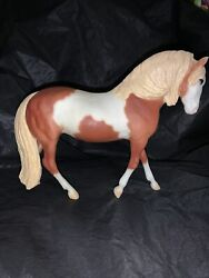 Breyer Classic Chestnut Mustang Pinto Mare #751104 Andalusian Mare Mold 2002