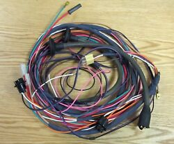 1955 Chevy Tail Light Wire Harness Convertible New Usa Made