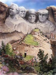 Infamous Golf Holes-mt. Rushmore National Public Links