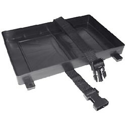 Boat Battery Tray With Hold Down Strap For Standard 24 Series Batteries