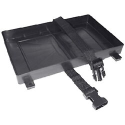 Boat Battery Tray With Hold Down Strap For Standard 27 Series Batteries