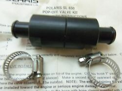 Polaris Oem Nos Pwc Flush Kit Pop Off Valve Sl650 2200461