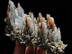 5.5 Super Bright Calcite Crystal From Daye Copper Minehubei China
