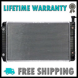 New Radiator 1 Quality And Service Compare Ratings| 4.3 V6 5.0 5.7 V8 W/ Eoc