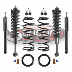 For 2003-09 Lexus Gx470 Front And Rear Air To Struts And Coil Spring Conversion Kit