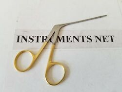 1 Micro Alligator EAR Forceps Sinus ENT Surgical Instruments