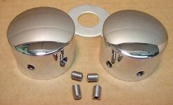 Rear Axle Covers For Harley Sportster 05-07