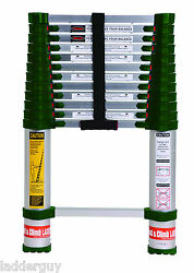 780p Xtend And Climb 12.5' Telescoping Extension Ladder Extend Core Distribution