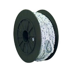 5/8 Inch X 250 Ft Premium Three Strand Twisted Nylon Anchor Line For Boats