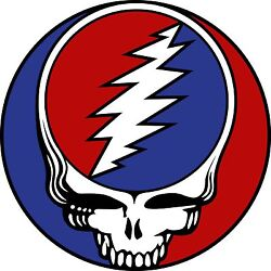 The Grateful Dead Sticker Decal *PICK SIZE* American Rock Band Vinyl Wall