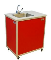 Buy Single Basin Indoor/outdoor Portable Sink For Washing Hands/cleaning Utensil