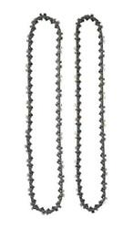 2pack 91px062g Oregon 18 S62 Chainsaw Chains .050 62 Dl 91vg62cq
