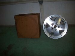 83 84 85 86 87 88 89 90 Chevy Gmc S10 S15 Blazer Jimmy Truck 4wd Nos Alum Wheel