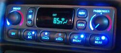 C5 Corvette Climate Control HVAC LED Upgrade REPAIR SERVICE 97-04 AC