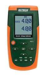 Extech Prc15 Current And Voltage Calibrator/ Meter