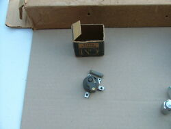 1951-52 Chevy Passenger Car Heater Switch Assembly, Nos Blower