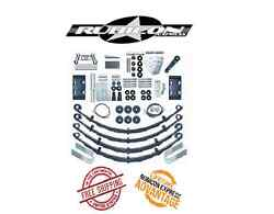 Rubicon Express 4.5 Extreme Duty Spring-under System For '76-'86 Jeep Cj5 Cj7