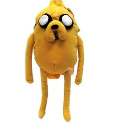 Adveture Time Jake Plush Backpack Adventure Time with Finn and Jake New $12.99