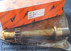 One 1 New Lycoming 69177 Shaft