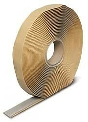 Dicor Bt-1834-1, Butyl Tape 1/8 X 3/4 X 30' Roll For Roof Repair