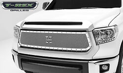T-rex X-metal Series Grille 1 Piece For 2014 Toyota Tundra 6719640 Stainless