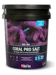 Large Bucket Coral Pro Sea Salt Mix Makes 175 Gallons - Red Sea